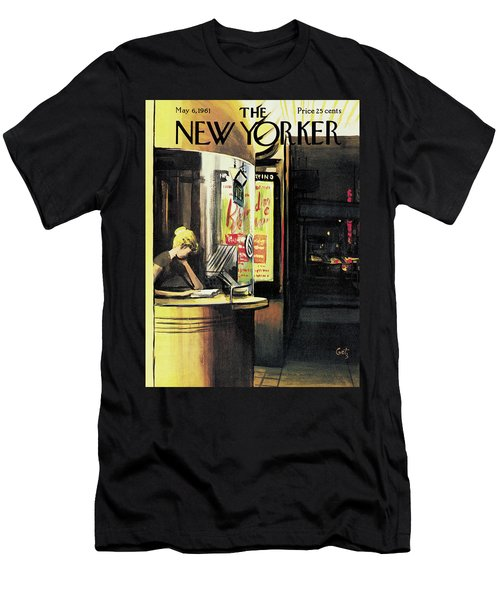 New Yorker May 6th, 1961 Men's T-Shirt (Athletic Fit)