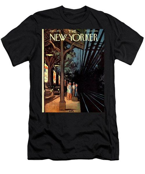 New Yorker September 1st, 1962 Men's T-Shirt (Athletic Fit)