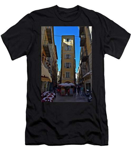 Nice - La Maison Men's T-Shirt (Athletic Fit)