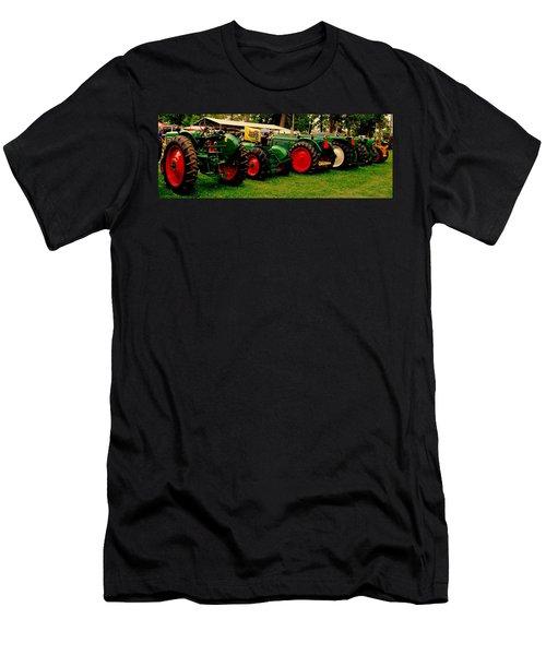 Nice Shape Men's T-Shirt (Athletic Fit)