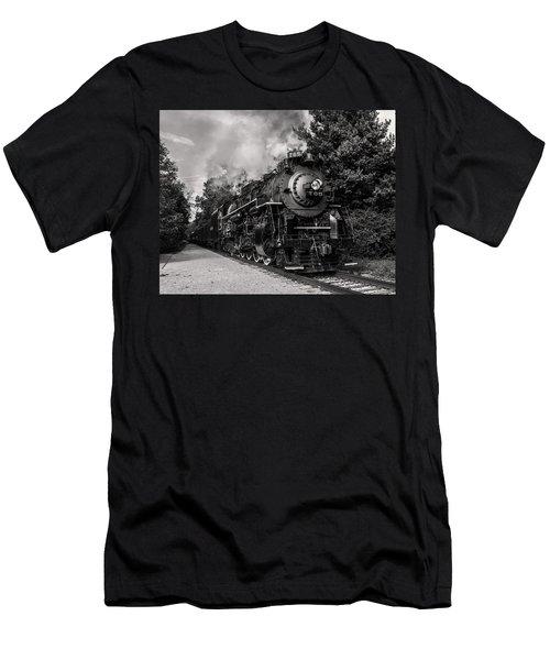 Nickel Plate Berkshire 765 Men's T-Shirt (Athletic Fit)