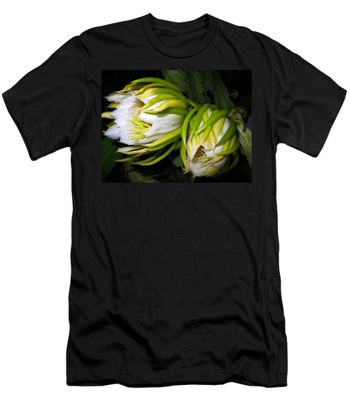 Night Blooming Cereus 31 Men's T-Shirt (Athletic Fit)