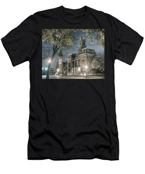 Night Court Men's T-Shirt (Athletic Fit)