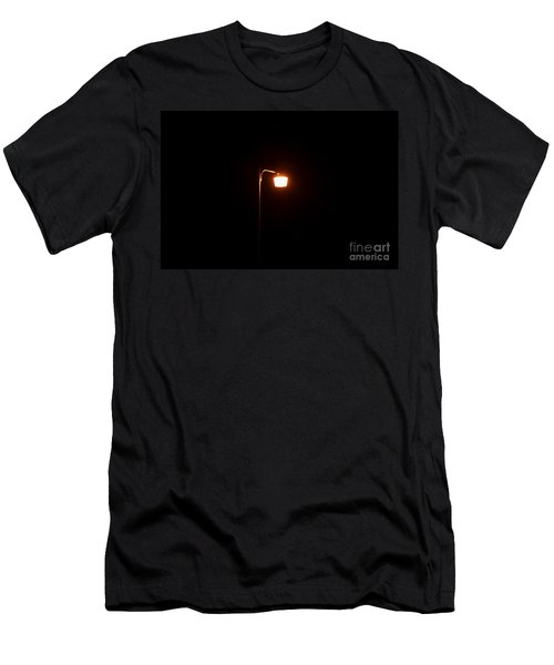 Night Light Men's T-Shirt (Athletic Fit)