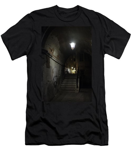 Night Passage Men's T-Shirt (Athletic Fit)