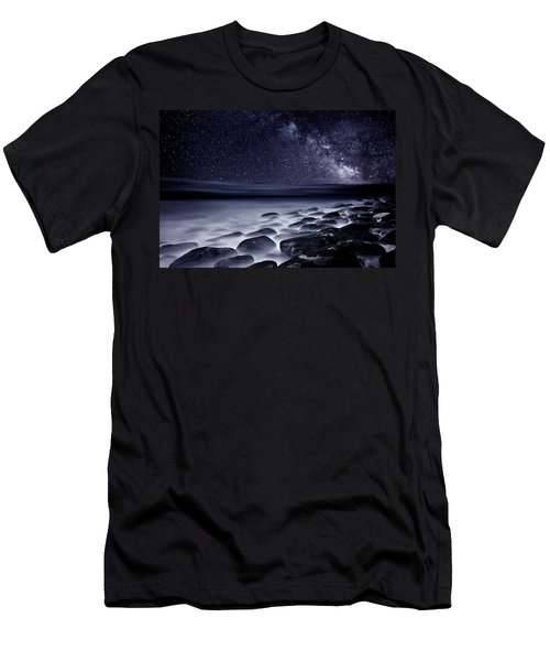 Night Shadows Men's T-Shirt (Athletic Fit)