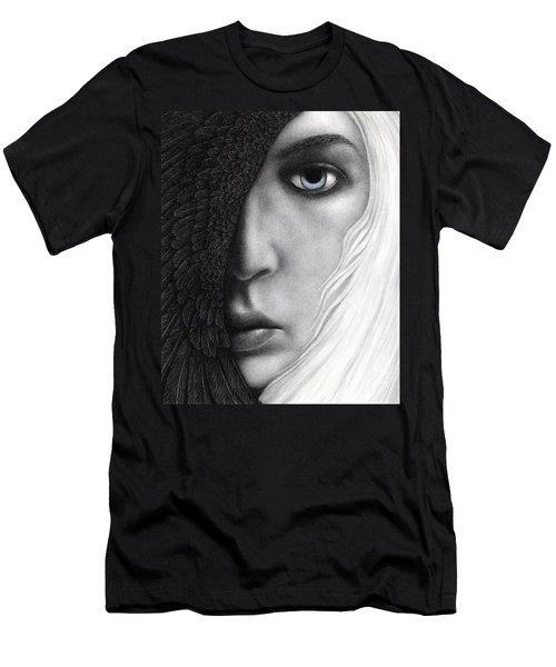 Night Vision Men's T-Shirt (Slim Fit) by Pat Erickson