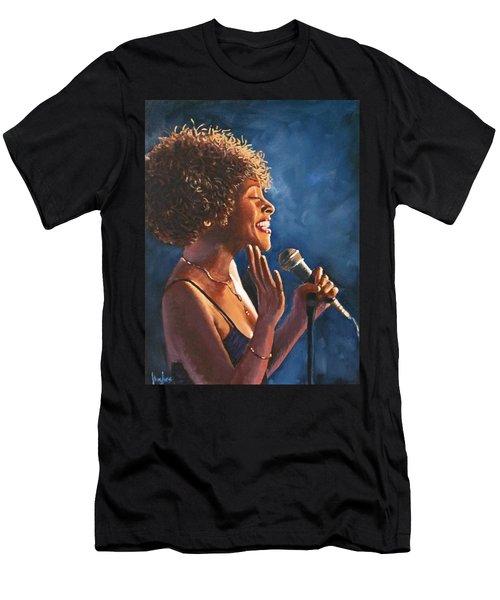 Nightclub Singer Men's T-Shirt (Athletic Fit)