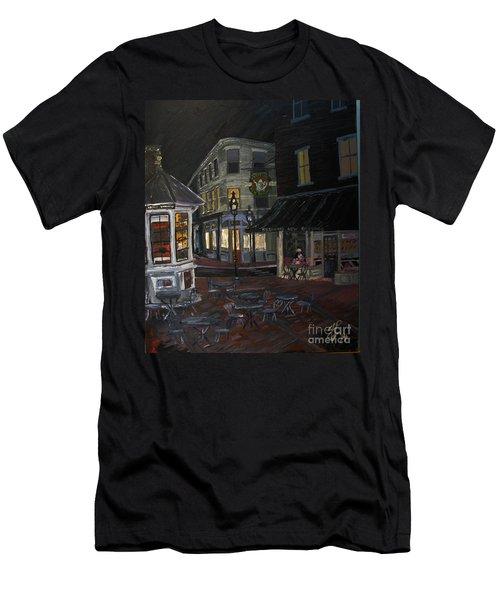 Nighthawk  Men's T-Shirt (Athletic Fit)