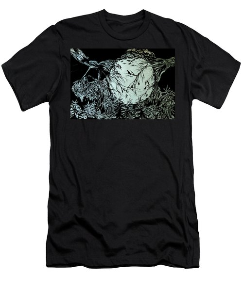 Nightingale Song. Part Three Men's T-Shirt (Athletic Fit)