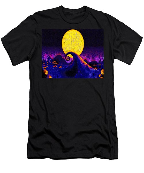 Nightmare Before Christmas Men's T-Shirt (Athletic Fit)