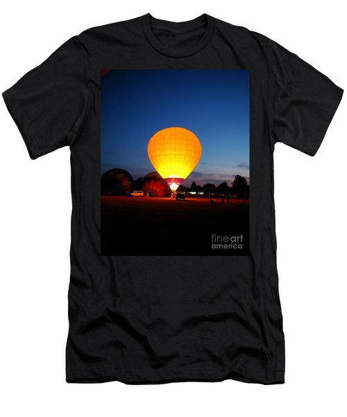 Night's Sunshine Men's T-Shirt (Athletic Fit)