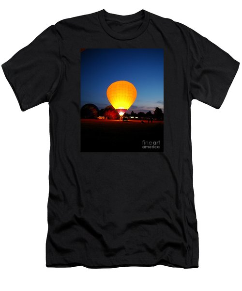 Night's Sunshine Men's T-Shirt (Athletic Fit)