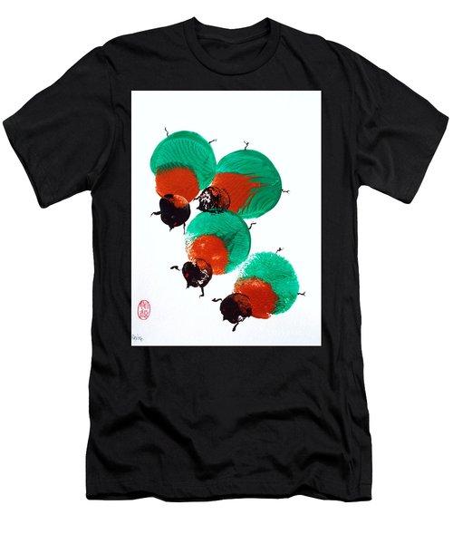 Nippon No Kabutomushi Men's T-Shirt (Athletic Fit)