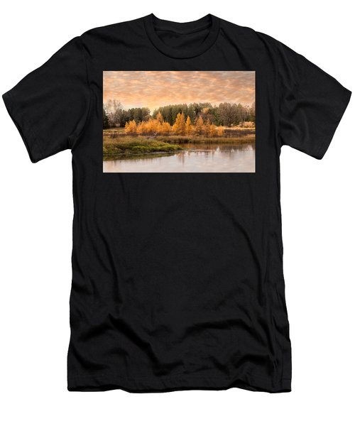 Tamarack Buck Men's T-Shirt (Athletic Fit)