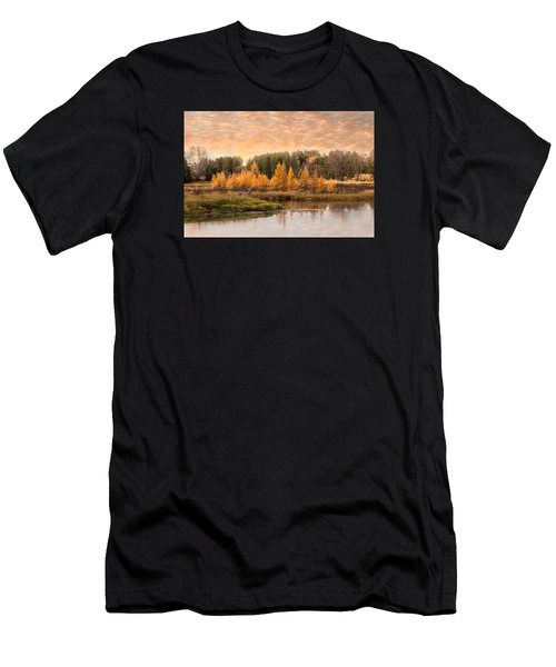Tamarack Buck Men's T-Shirt (Athletic Fit)