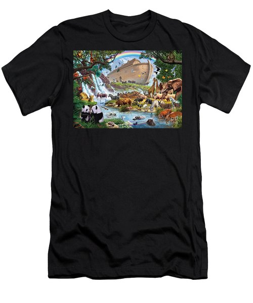 Noahs Ark - The Homecoming Men's T-Shirt (Athletic Fit)