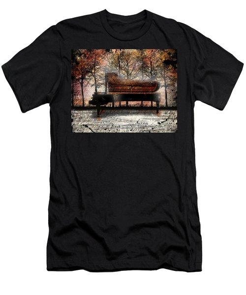 Nocturne  Men's T-Shirt (Athletic Fit)