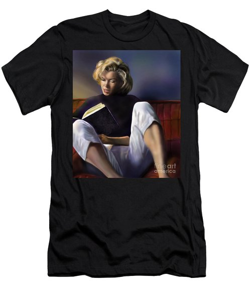 Norma Jeane Baker Men's T-Shirt (Athletic Fit)