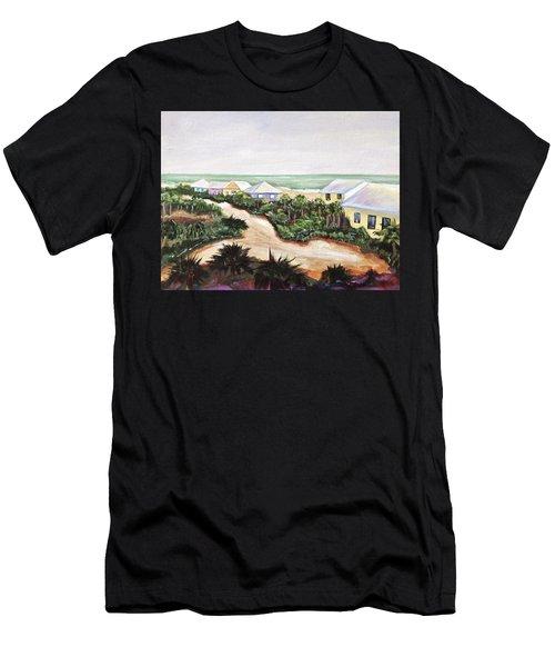 North Captiva Men's T-Shirt (Athletic Fit)