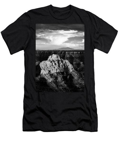 North Rim Men's T-Shirt (Athletic Fit)