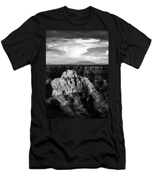 North Rim Men's T-Shirt (Athletic Fit)