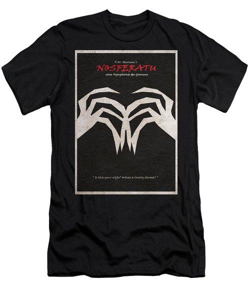 Nosferatu Men's T-Shirt (Athletic Fit)