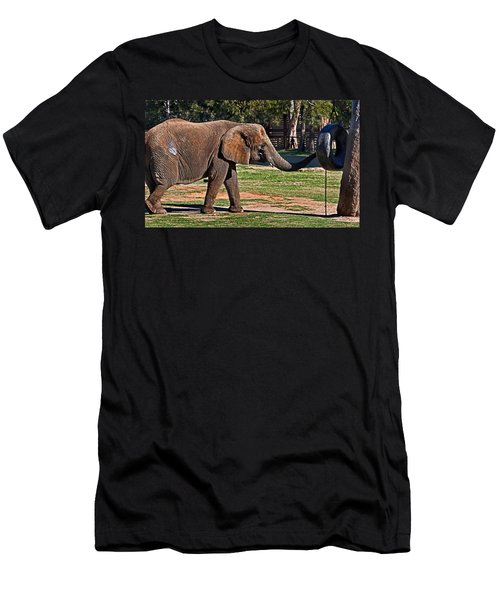 Not Snack There Men's T-Shirt (Slim Fit) by Miroslava Jurcik