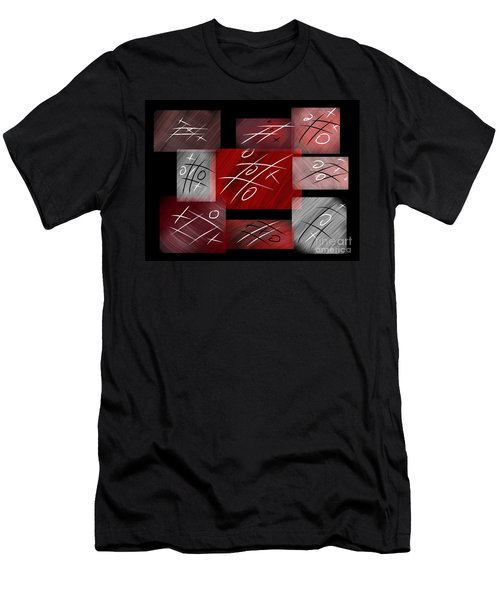 Noughts And Crosses Men's T-Shirt (Athletic Fit)