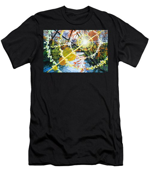 The Glorious River Men's T-Shirt (Athletic Fit)