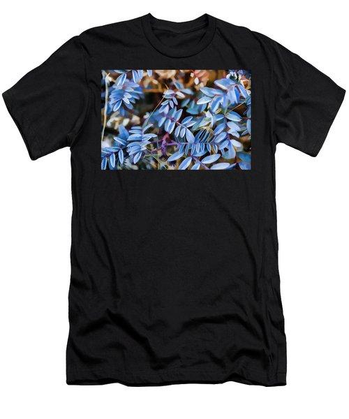 Now Thats Blue Men's T-Shirt (Athletic Fit)