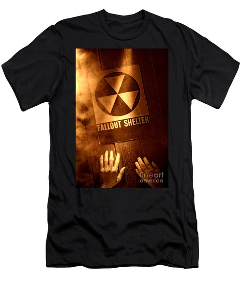 Nuclear Disaster Men's T-Shirt (Athletic Fit)
