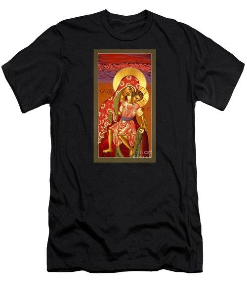 Nuestra Senora De Las Sandias 008 Men's T-Shirt (Athletic Fit)
