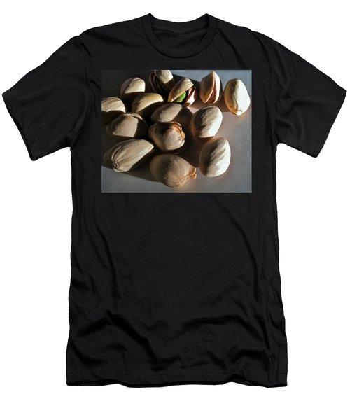 Nuts Men's T-Shirt (Slim Fit) by Bill Owen