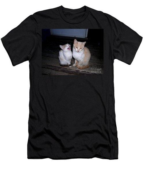 O Solo Mio Men's T-Shirt (Athletic Fit)