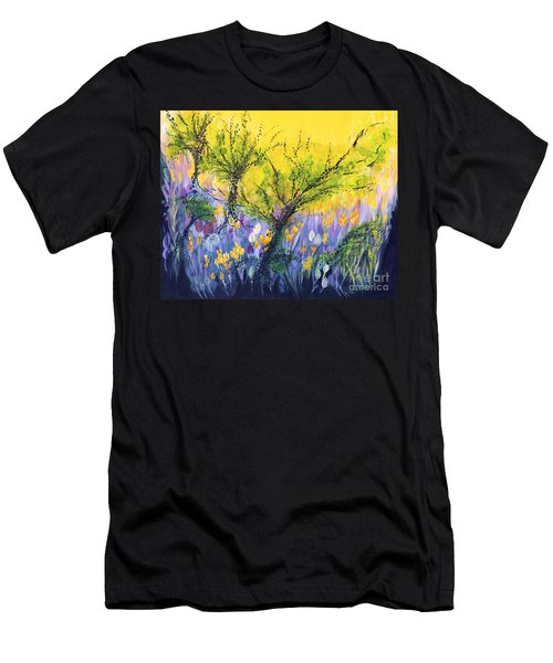 O Trees Men's T-Shirt (Athletic Fit)