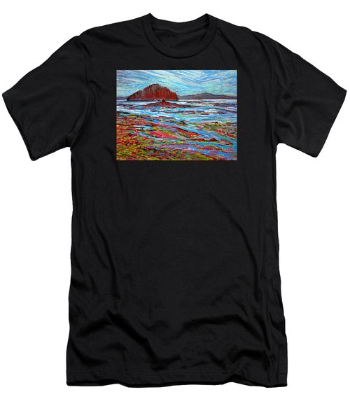 Oak Bay Nb Men's T-Shirt (Athletic Fit)