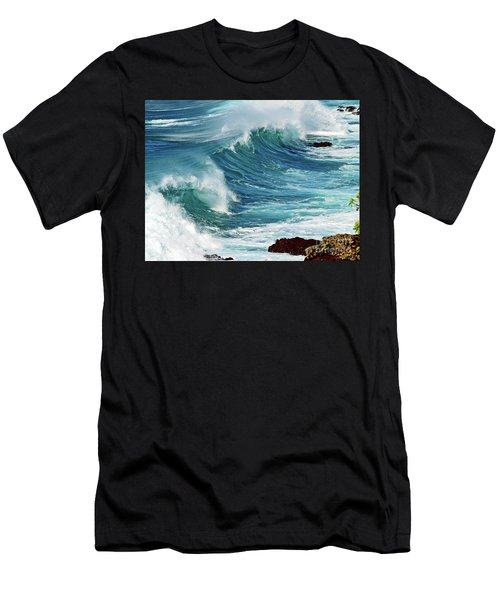 Ocean Majesty Men's T-Shirt (Athletic Fit)
