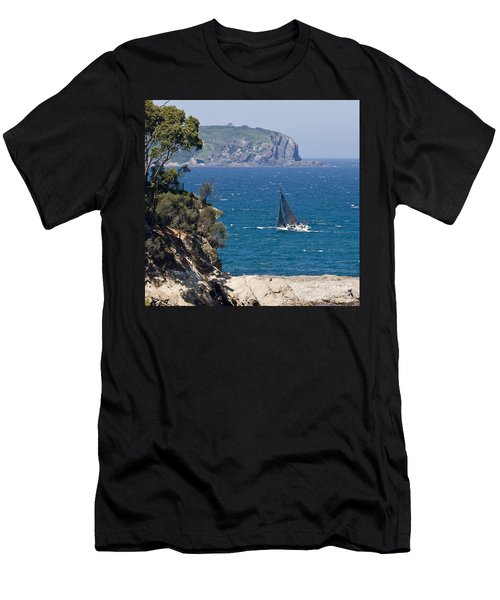 Ocean Racing I Men's T-Shirt (Athletic Fit)