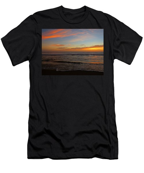 Men's T-Shirt (Slim Fit) featuring the photograph October Beauty by Dianne Cowen