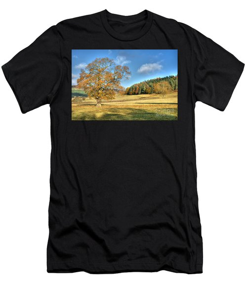 October Gold Men's T-Shirt (Athletic Fit)