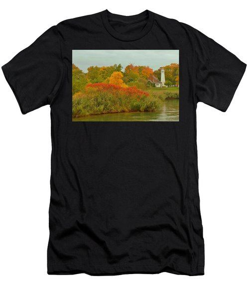October Light Men's T-Shirt (Athletic Fit)