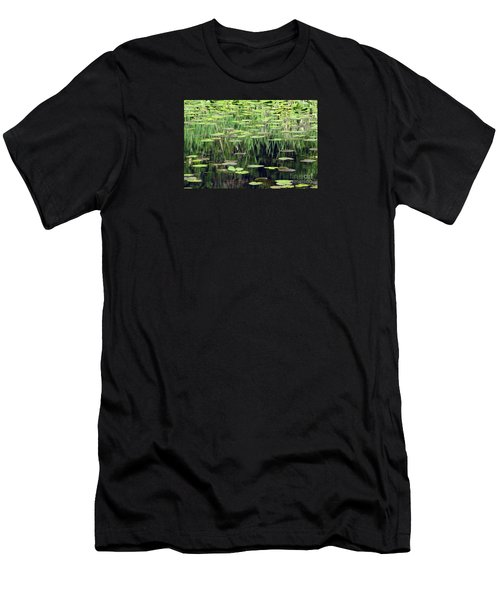 Men's T-Shirt (Slim Fit) featuring the photograph Ode To Monet by Chris Anderson
