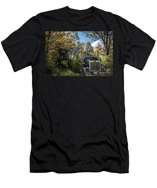 Off Road Trucker Men's T-Shirt (Athletic Fit)