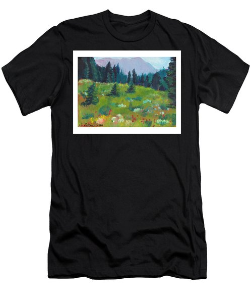 Off The Trail Men's T-Shirt (Athletic Fit)