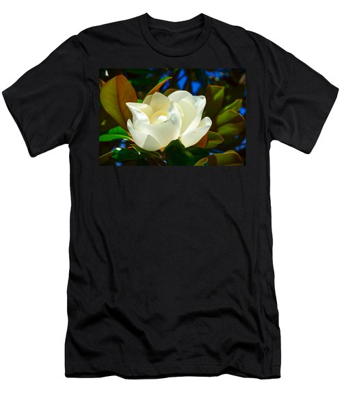 Oh Sweet Magnolia Men's T-Shirt (Athletic Fit)