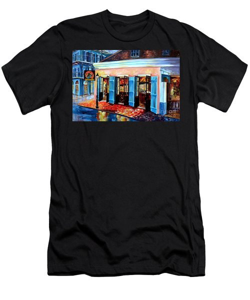 Old Opera House-new Orleans Men's T-Shirt (Athletic Fit)