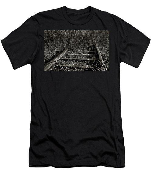 Old Rails Men's T-Shirt (Athletic Fit)