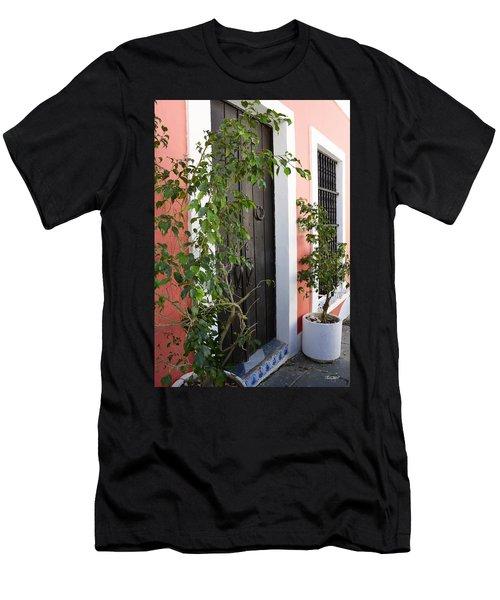 Old San Juan Men's T-Shirt (Athletic Fit)