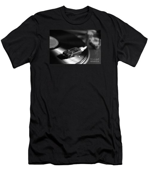 Old Songs Of Memory Men's T-Shirt (Athletic Fit)